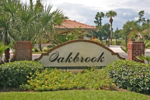 Oakbrook Entrance