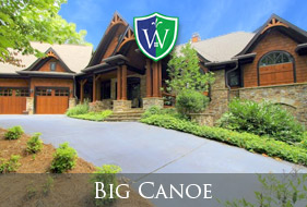Home of Big Canoe - Big Canoe Homes