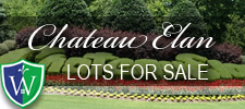 Chateau Elan -Lots for Sale