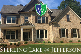 Sterling Lake of Jefferson