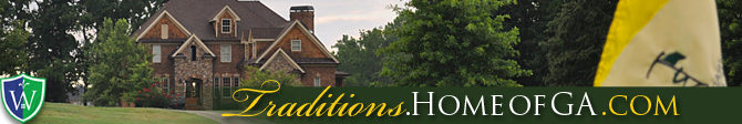 Traditions of Braselton Homes for sale