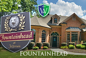 Fountainhead at Jefferson Homes for Sale
