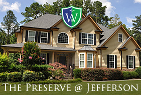 The Preserve at Jefferson Homes for Sale