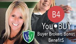 B-4 U Buy - Buyer Broker Benefit Bonus ~ Jill Jackson
