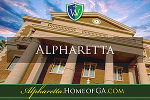 Alpharetta Home of GA ~ your home for all Alpharetta Homes for Sale