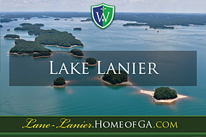 Lake Lanier Home of Georgia - your home of Lake Lanier Homes for sale