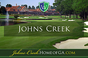 Johns Creek Home of Georgia - your home of Johns Creek Homes for sale
