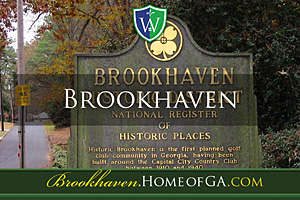 Brookhaven Home of Georgia - your home of Brookhaven Homes for sale