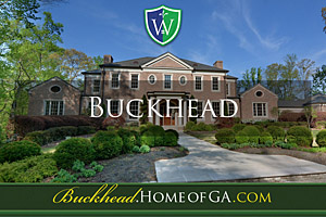 Buckhead Home of Georgia - your home of Buckhead Homes for sale