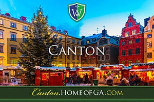 Canton Home of Georgia - your Home of Canton GA Homes for Sale