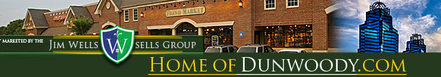 Dunwoody Home of Georgia - your Home of Dunwoody Homes and Real estate