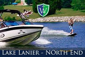 Lake Lanier - North End