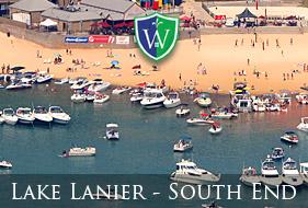 Lake Lanier - South End
