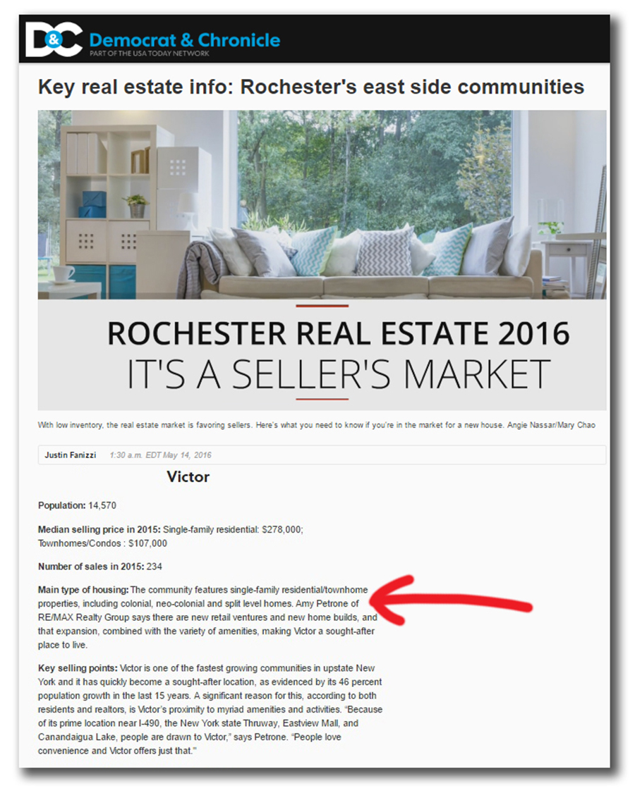 Key Real Estate Info