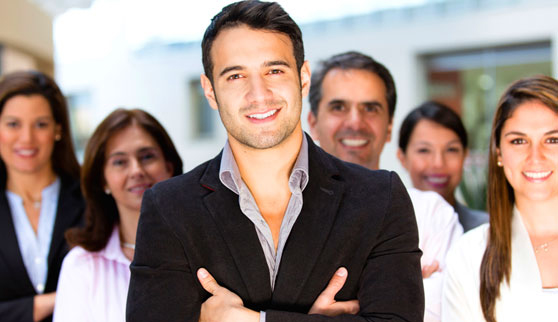 Image of Group of Real Estate Agents