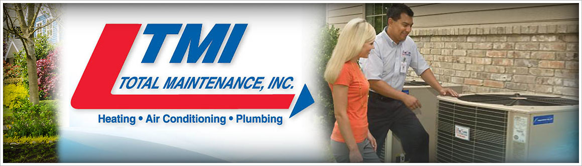Logo for Total Maintenance, Inc. Home Warranty Provider