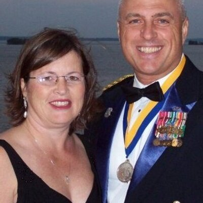 Sherri Visser-Proud Military Wife
