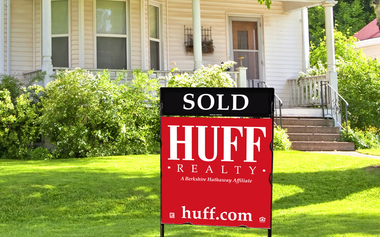 Selling your house huff realty for Huff realty