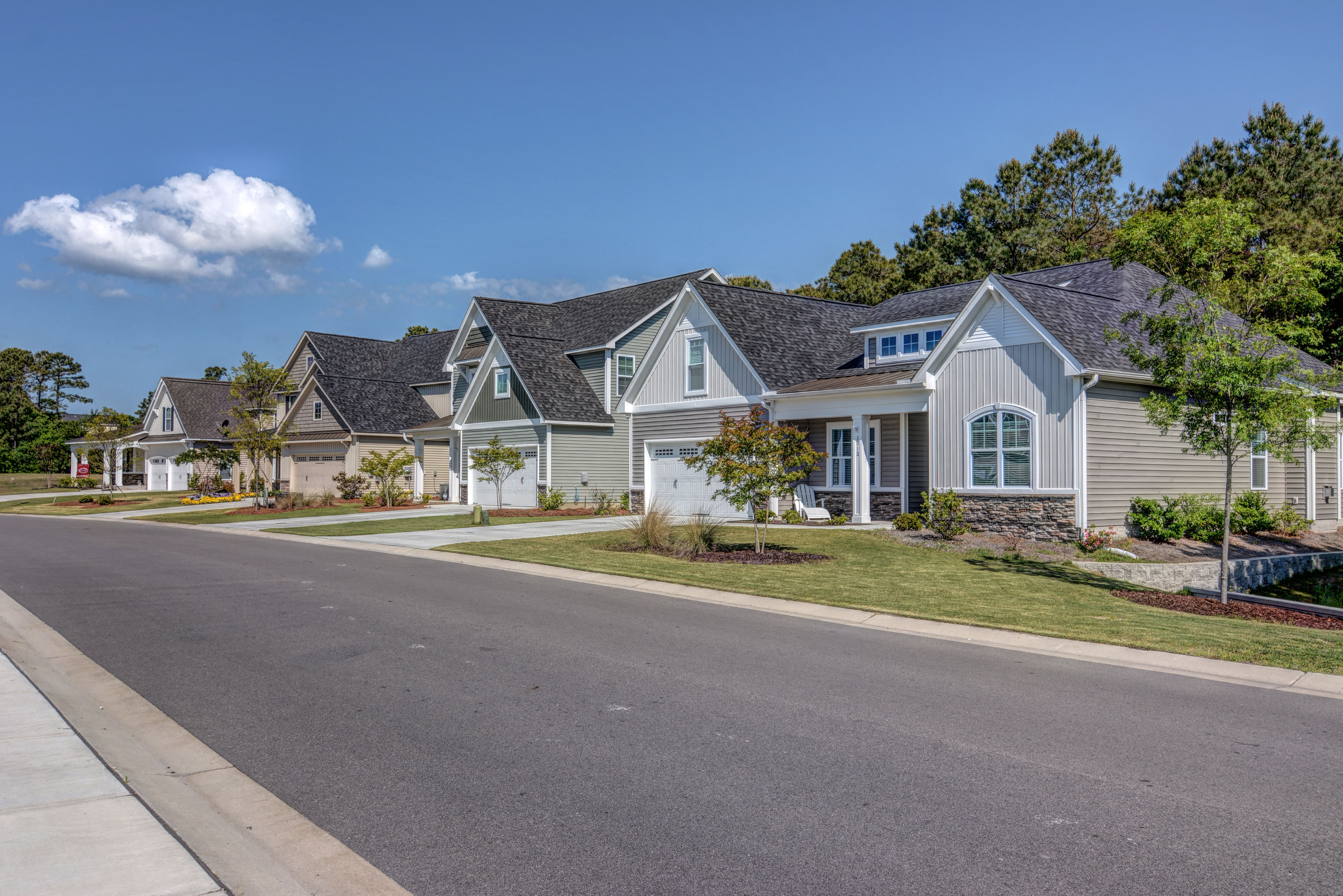 Tarin Woods New Home Community In Wilmington Nc