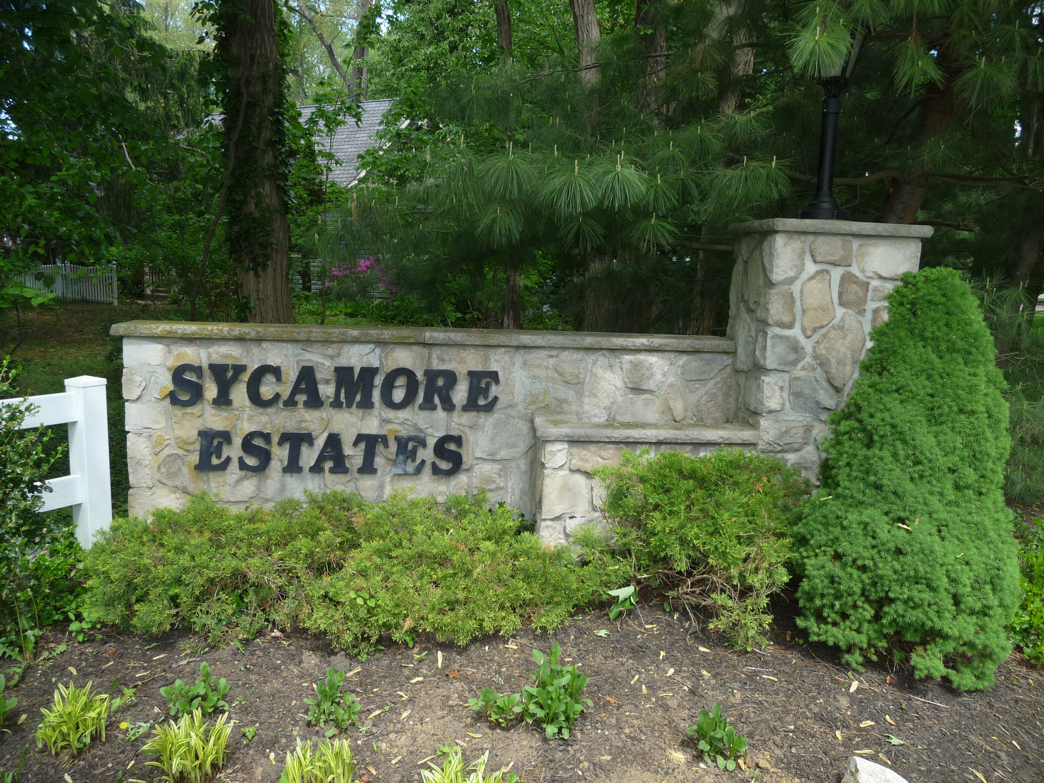 Sycamore Estates townhouses are on Hickory Lane in Little Silver NJ