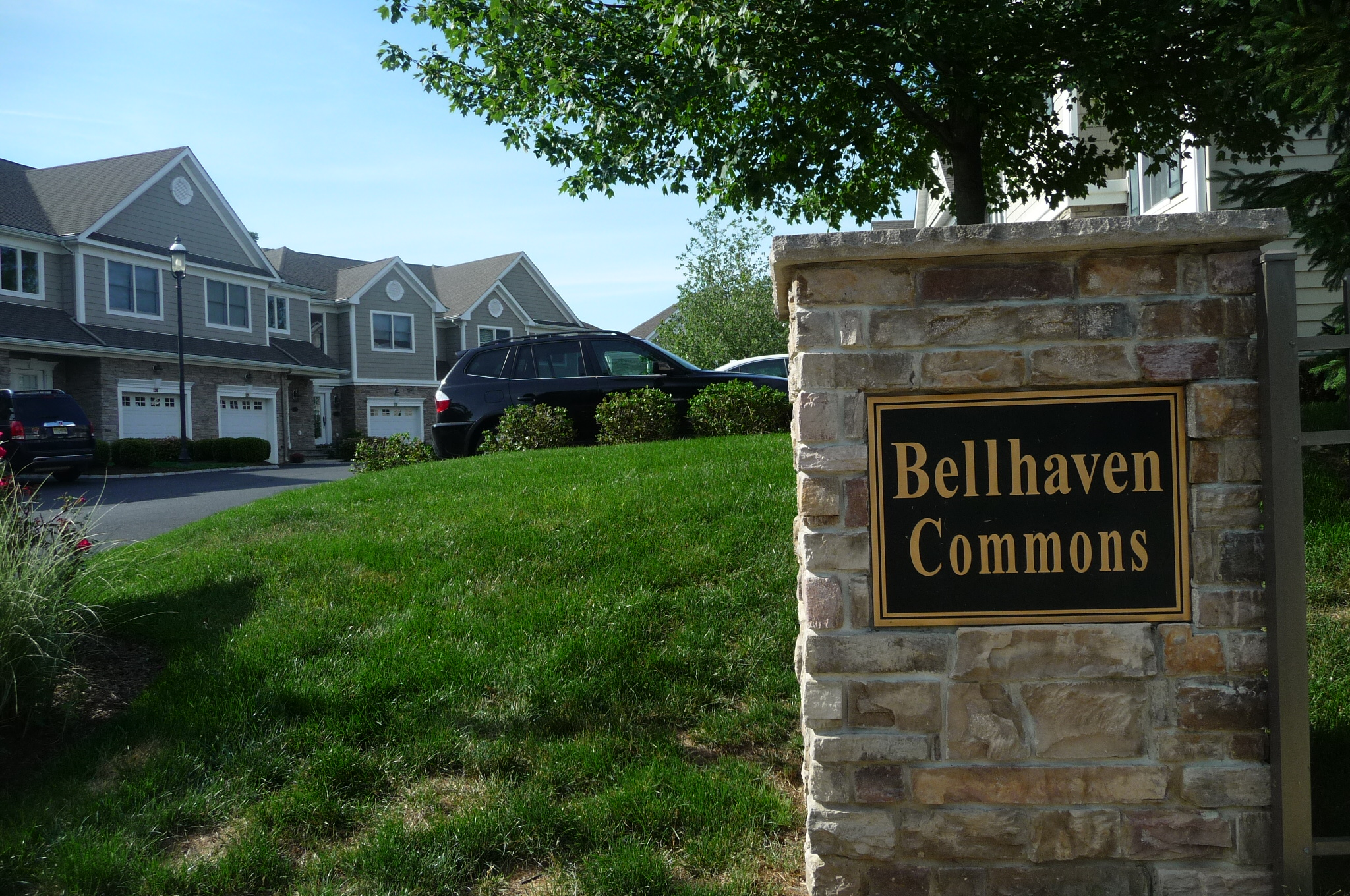 Bellhaven Commons is on the west side of Red Bank overlooking Swimming River