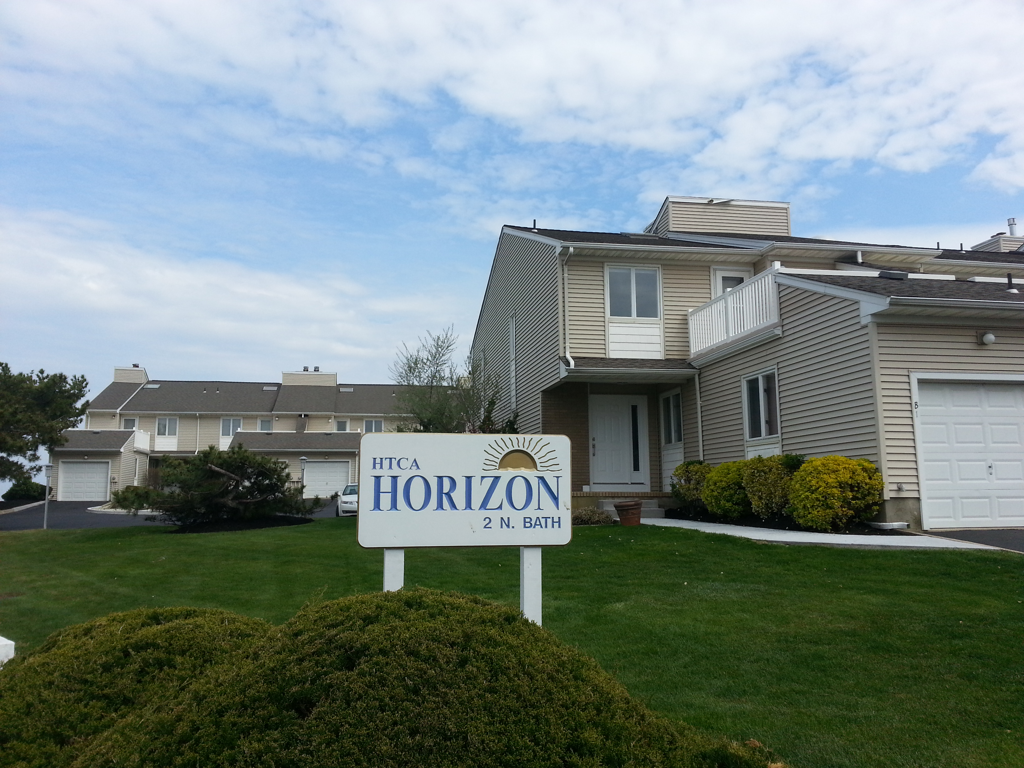 Horizon House is located at the intersection of N. Bath Ave and Ocean Blvd right on the boardwalk
