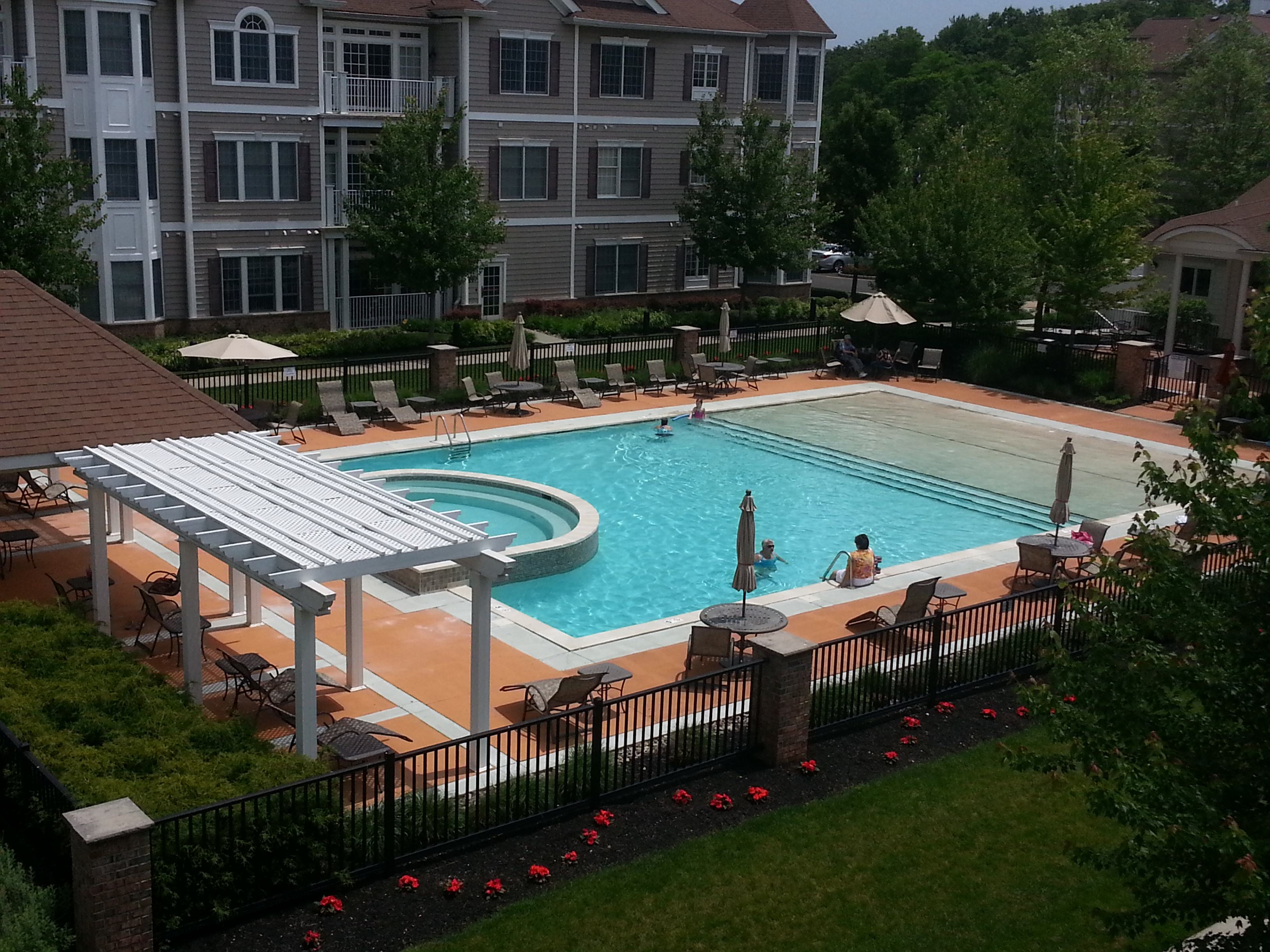 Located in the center of Nobility Crest, the community pool is among the finest in the area.