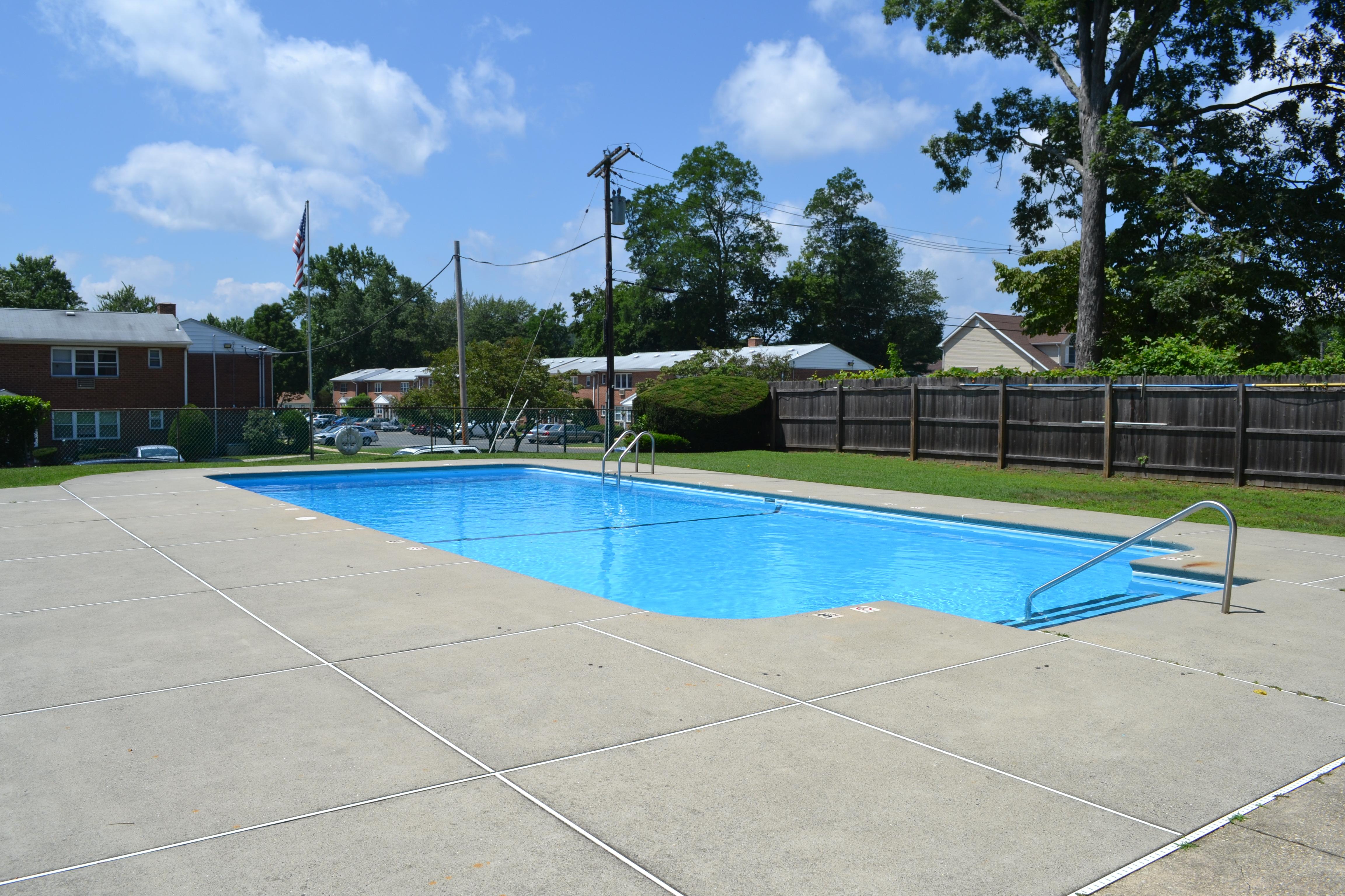 King James Condos Pool Atlantic Highlands NJ 07716