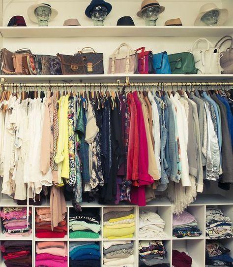 Closet, Organized