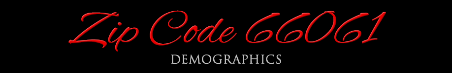 Zipcode 66061 Demographics