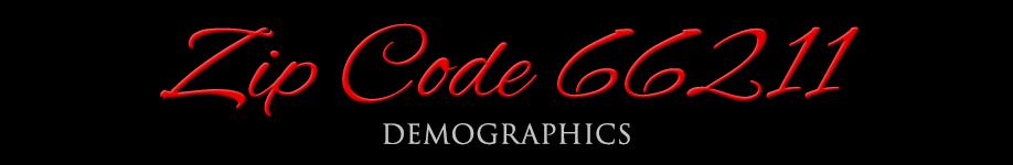 Zip code 66211 demographics