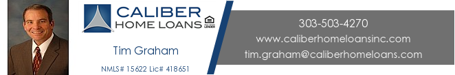 Tim Graham Cobalt Mortgage