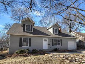 The Larson Team's New Listing in Roeland Park, KS