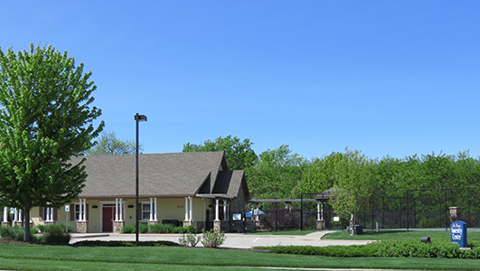 The Amenity Center at The Reserve