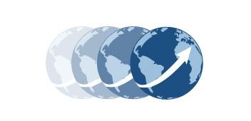 Globe Arrow