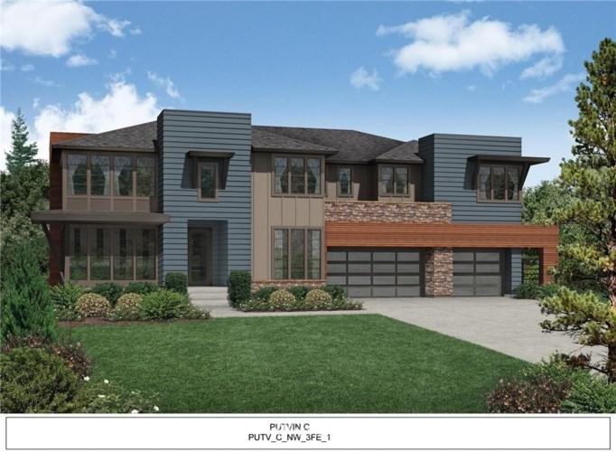 11806 NE 45th (homesite 20) Street, Kirkland, WA 98033