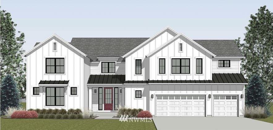 4514 117th (homesite 25) Drive NE, Kirkland, WA 98033