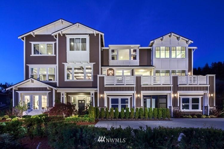 4520 119th (homesite 14) Drive NE, Kirkland, WA 98033