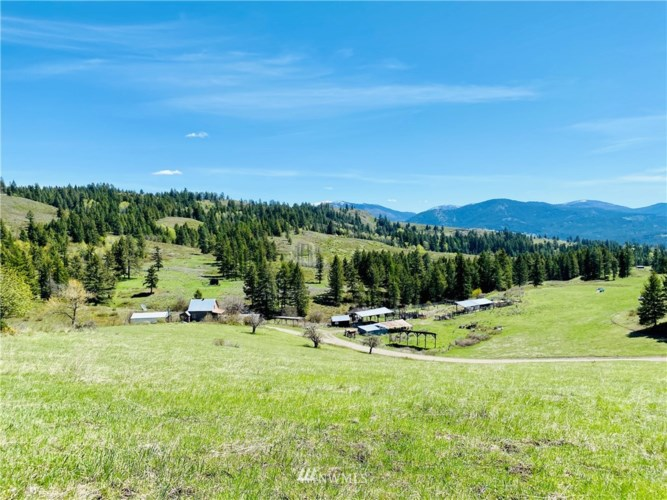 90 Brenner Road, Curlew, WA 99118
