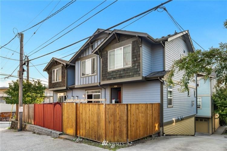 106 E Newton Street, Seattle, WA 98102