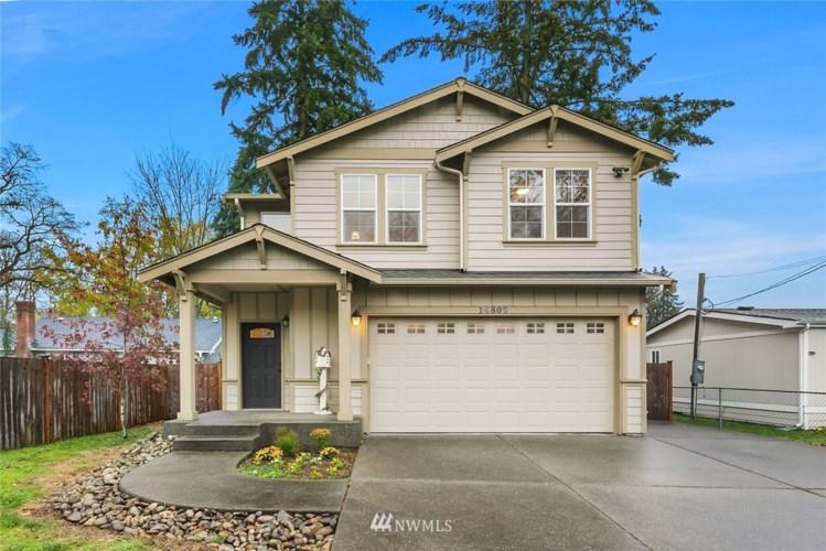 14805 Portland Avenue SW, Lakewood, WA 98498