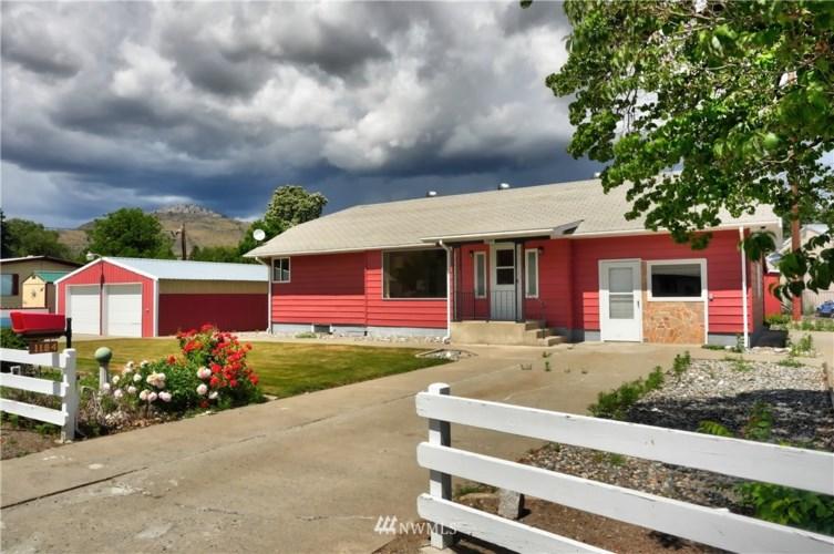 1184 1st Avenue S, Okanogan, WA 98840