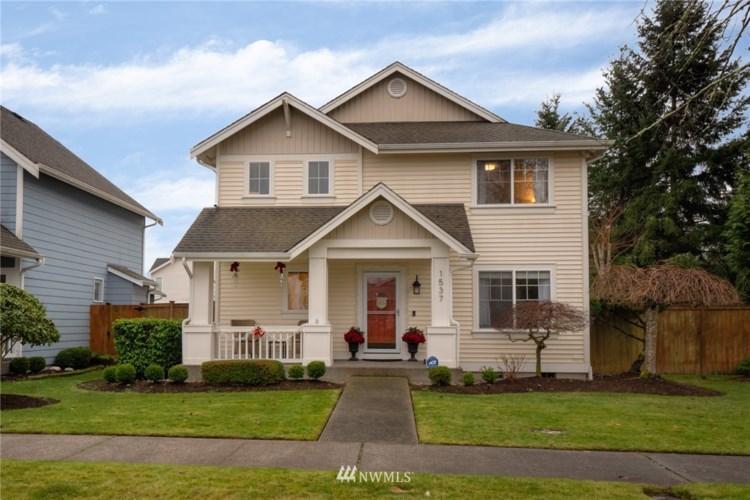 1537 Bobs Hollow Lane, Dupont, WA 98327
