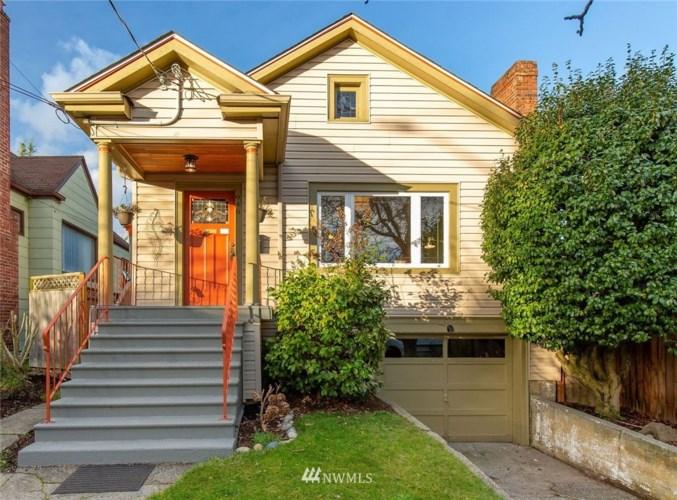 946 N 83rd Street, Seattle, WA 98103