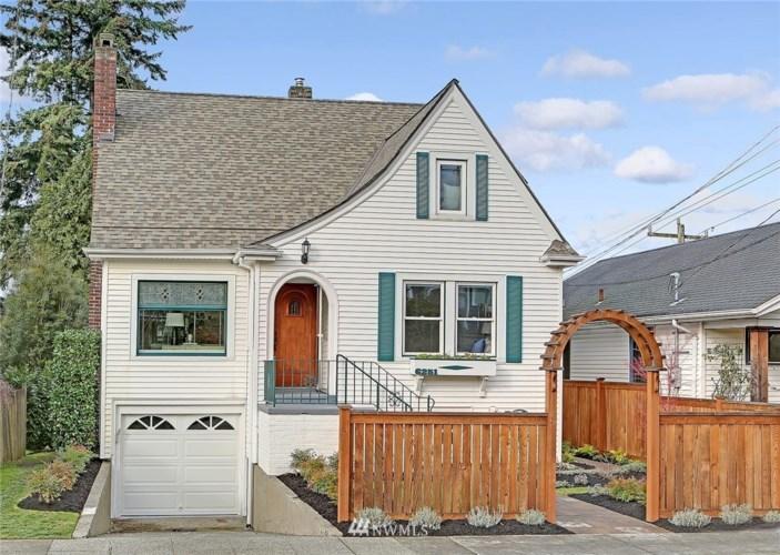 6251 Sycamore Avenue NW, Seattle, WA 98107