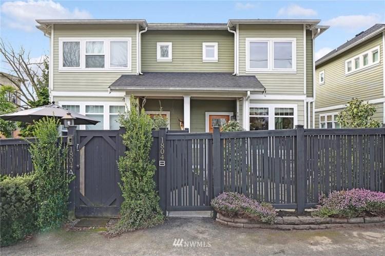1804 15th Avenue #B, Seattle, WA 98122