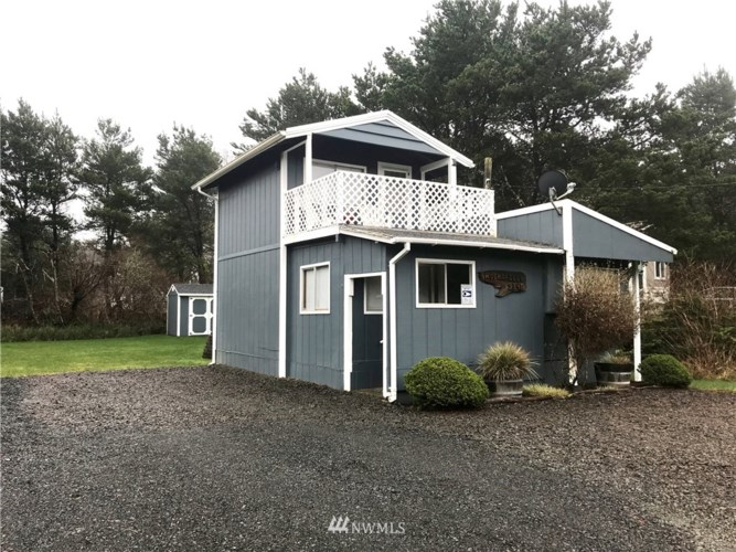 1348 Oceano Drive, Grayland, WA 98547