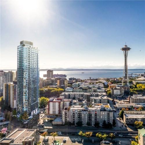 600 Wall Street #2105, Seattle, WA 98121
