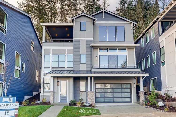 481 Foothills Drive NW, Issaquah, WA 98027