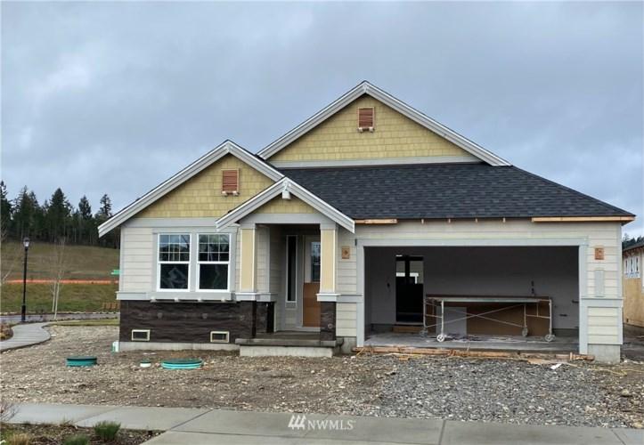 9402 Bowthorpe(lot 246) Street SE, Lacey, WA 98513